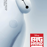Big Hero 6 Baymax Movie Poster