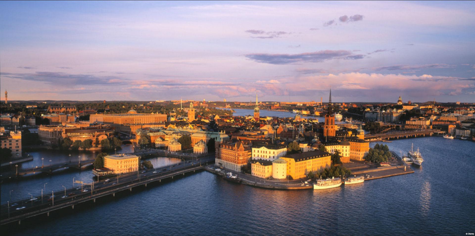 DCL Port Adventures Stockholm Sweden