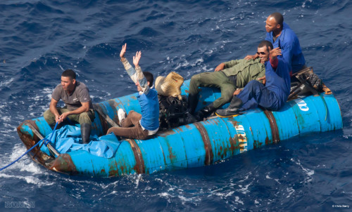 Magic Rescue January 2015 Refugee Raft