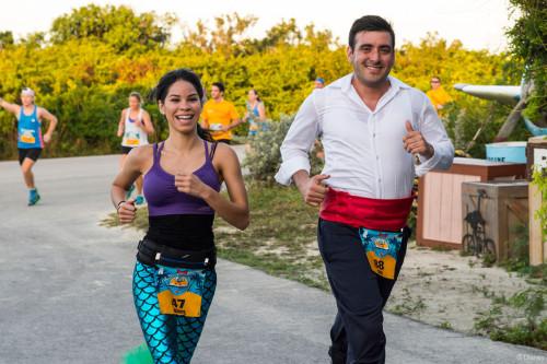 RunDisney Inaugural Castaway Cay Challenge Runner Ariel And Eric