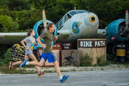 RunDisney Inaugural Castaway Cay Challenge Runners In Stride