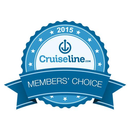 CruiseLinecom Members Choice Awards 2015