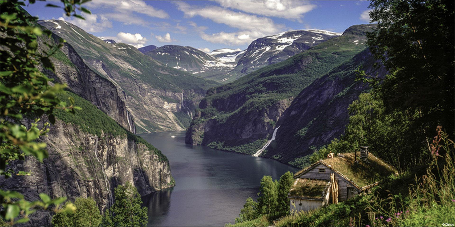 DCL Port Adventures Geiranger Norway
