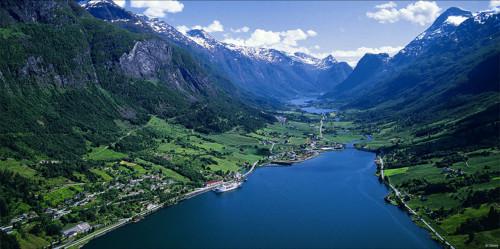 DCL Port Adventures Olden Norway