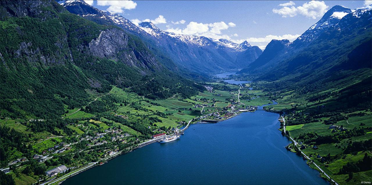2015 Port Adventures Added for Olden, Norway • The Disney ...