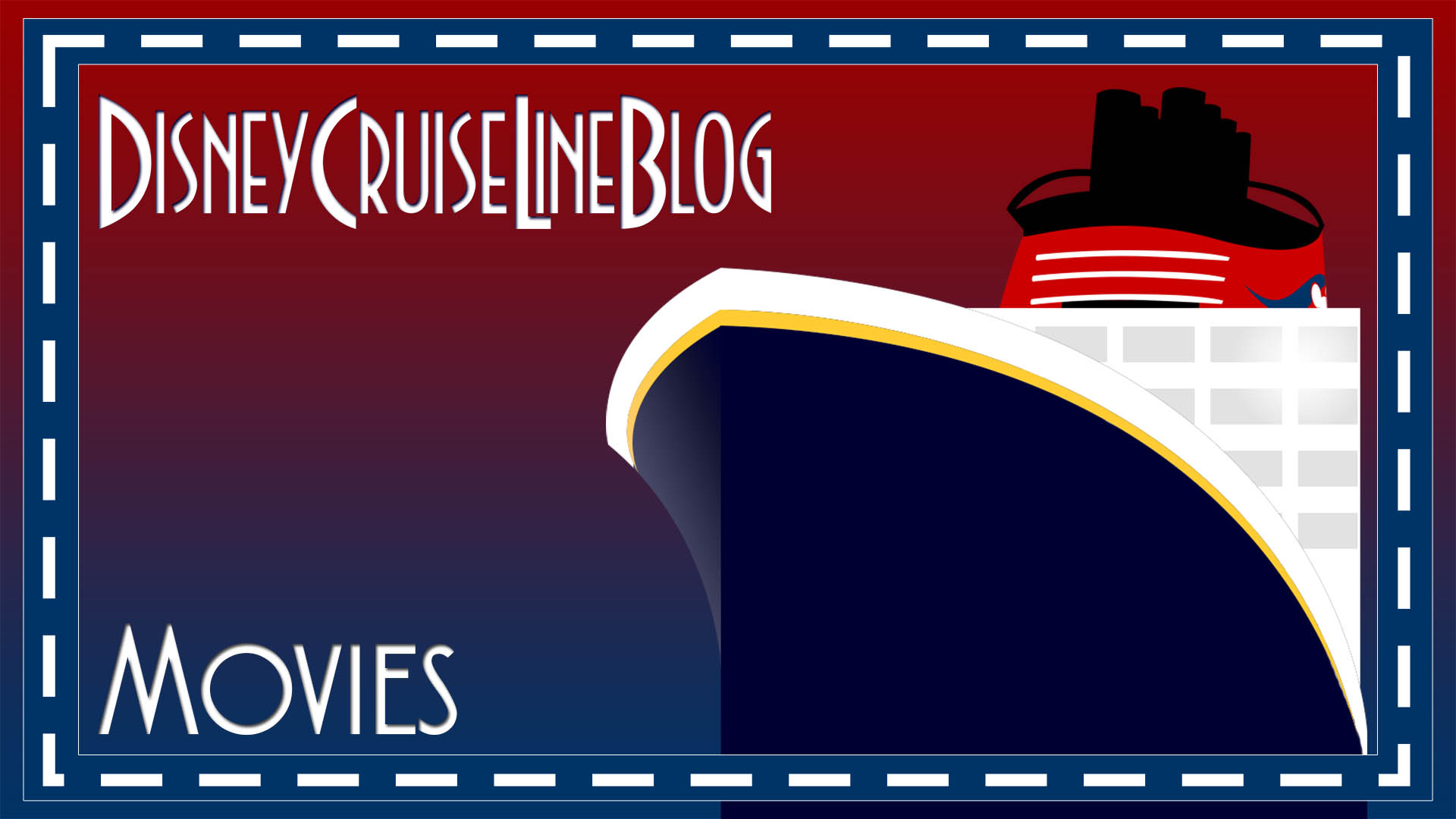 Movies The Disney Cruise Line Blog