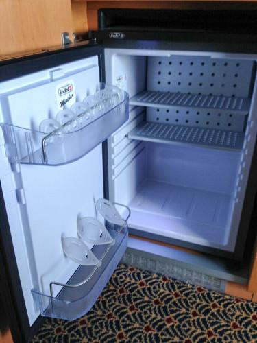 Disney Wonder Indel B Minibar Refrigerator