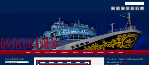 DCL Blog Site Redesign
