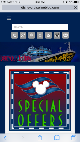 DCL Blog Theme IPhone 6 Plus