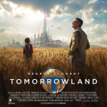 Tomorrowland Movie Poster March