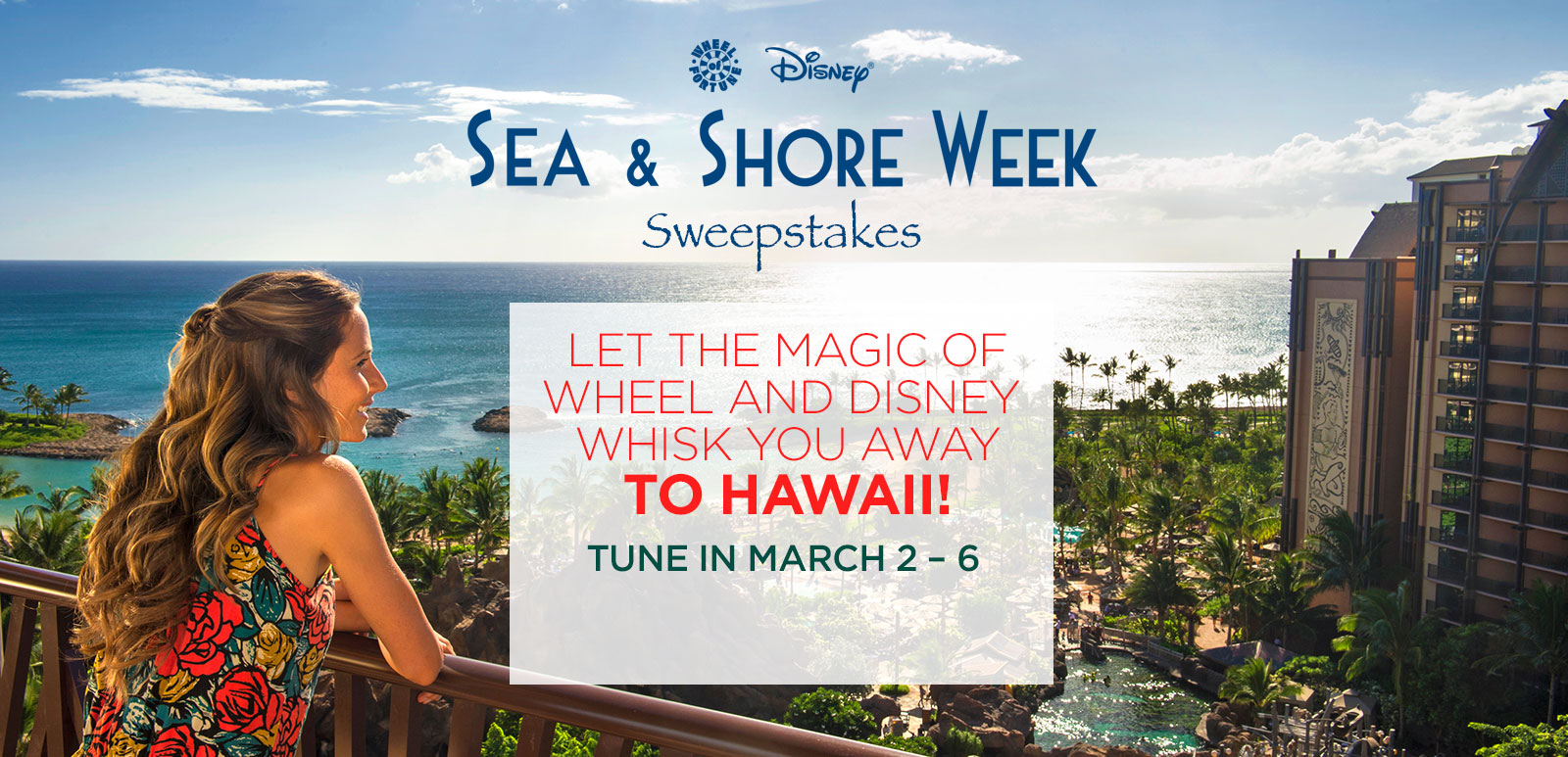 Wheel Of Fortune Sea & Shore Week Aulani 2015