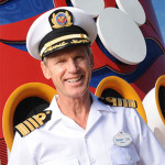 DCL Commodore Tom Forberg Captain