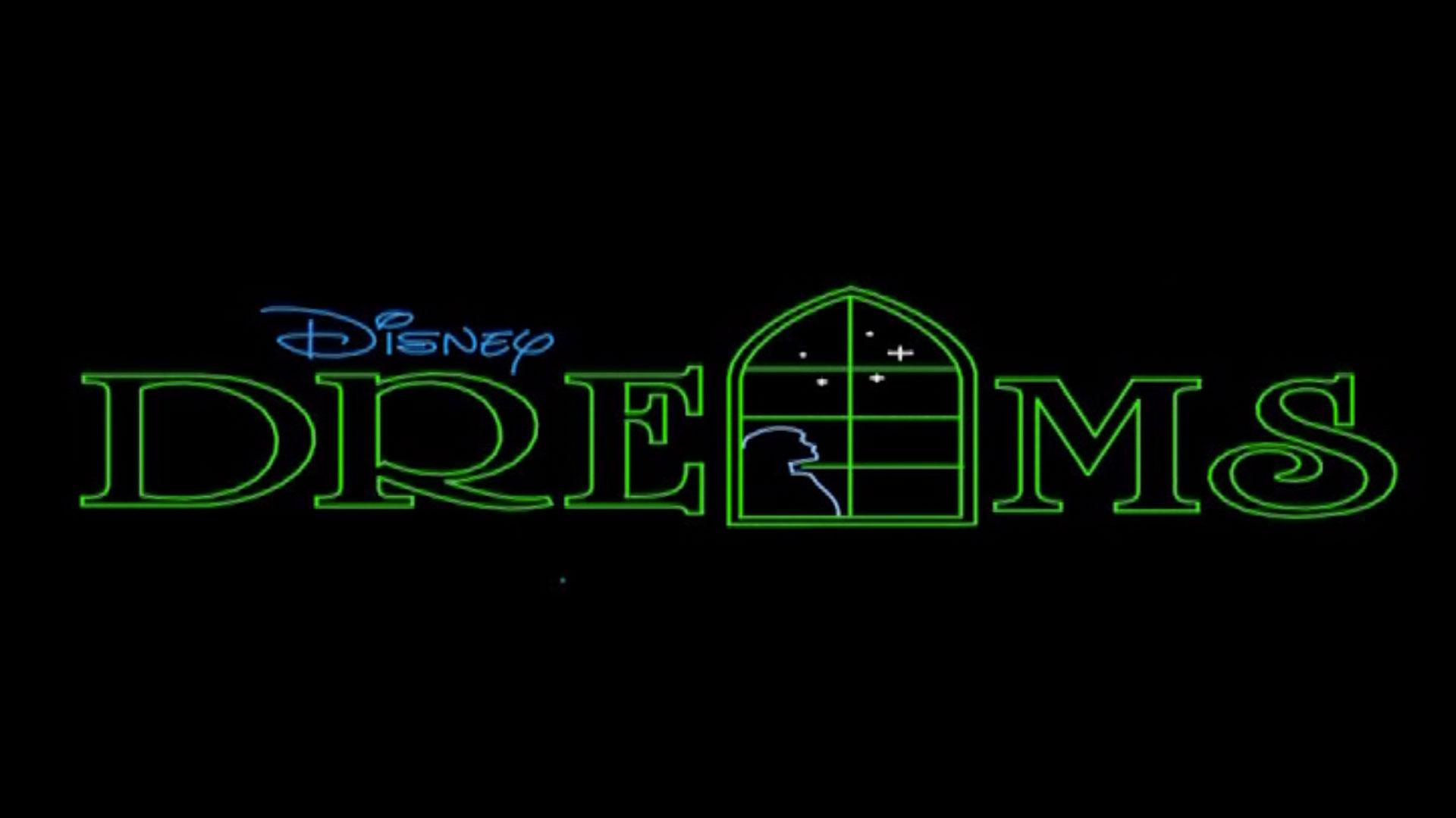 DCL Disney Dreams Show Final Screen Logo