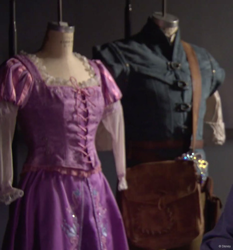 DCL Tangled Musical Flynn Rapunzel Costumes