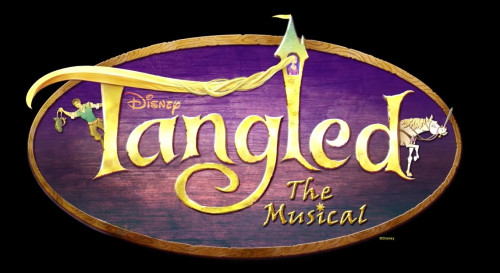DCL Tangled Musical Logo