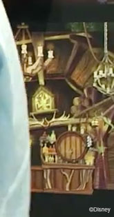 DCL Tangled Musical Snuggly Duckling Concept Art