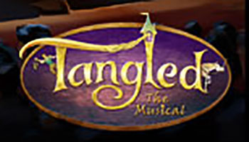 Tangled The Musical Logo Disney Cruise