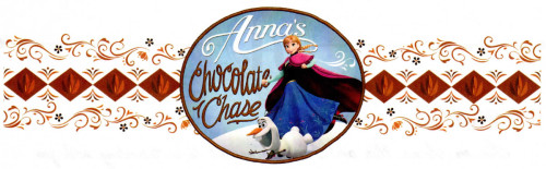 Anna's Chocolate Chase Logo