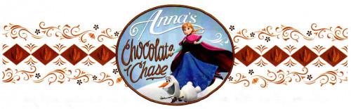 Anna's Chocolate Chase Logo