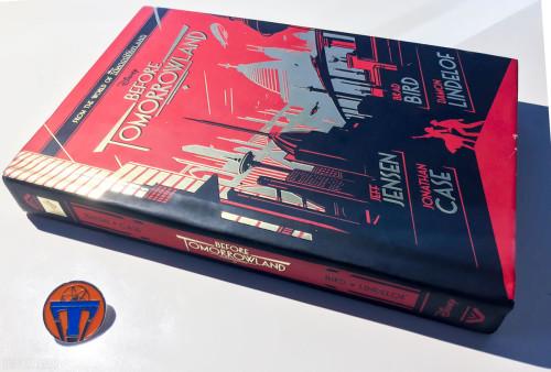 Before Tomorrowland Book Pin