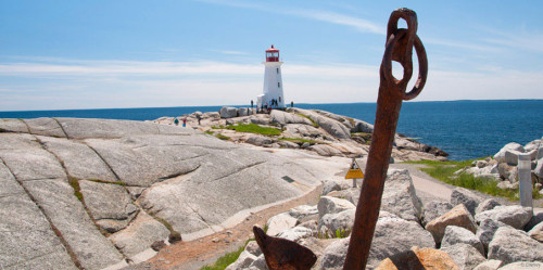 DCL Halifax Peggys Cove Titanic Port Adventure