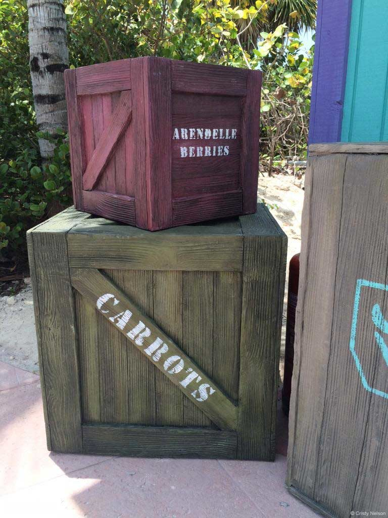DCL Summertime Freeze Props