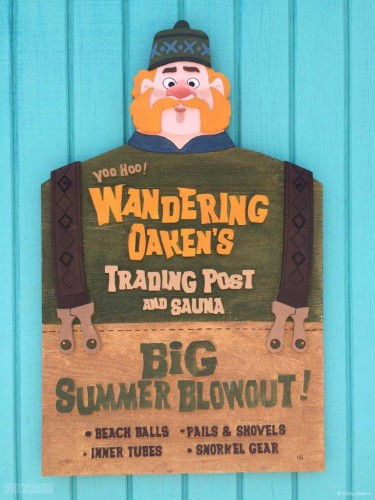 DCL Summertime Freeze Wandering Oaken's