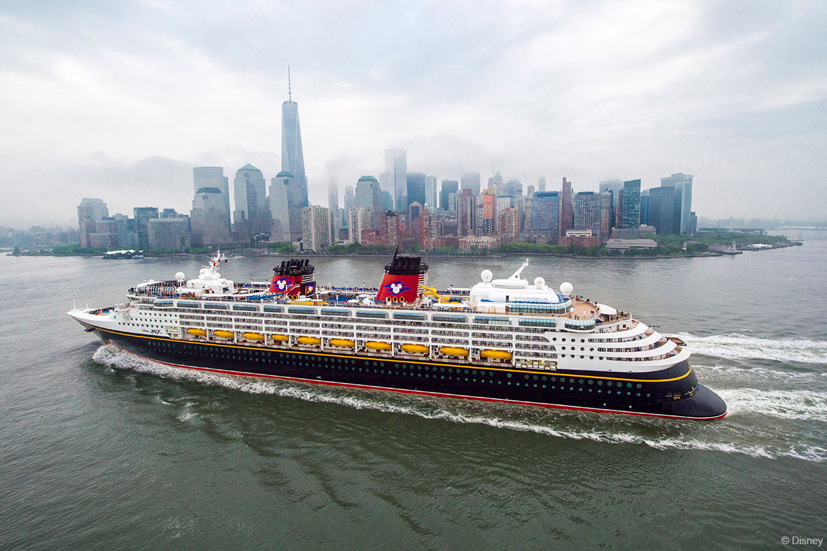 Disney Magic Returns To New York May 2015