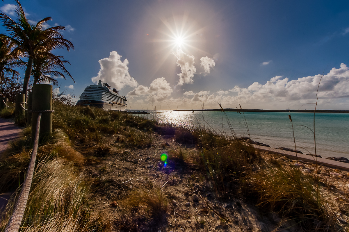 Fantastic December Afternoon On Castaway Cay
