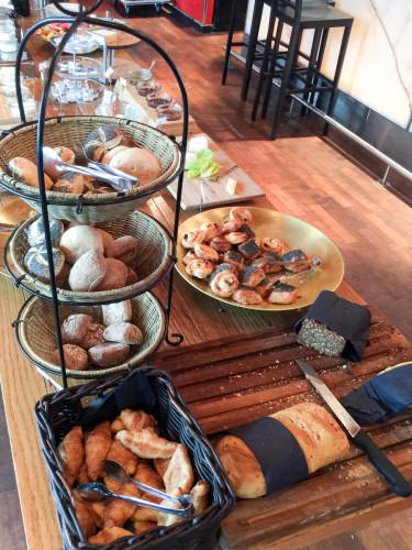 Adina Hotel Continental Breakfast Assorted Danish Platter