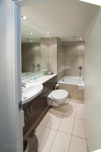 Adina Hotel Bathroom Copenhagen, Denmark
