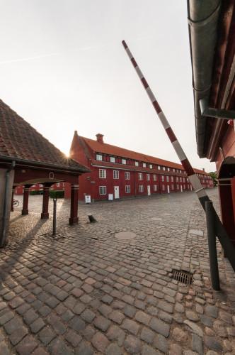 Guard Gate Kastellet, Copenhagen
