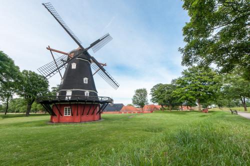 Windmill Kastellet, Copenhagen