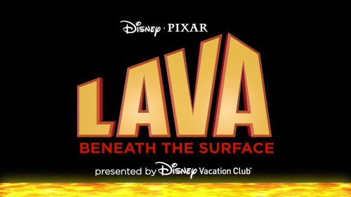 Lava Beneath The Surface DVC Disney Wonder