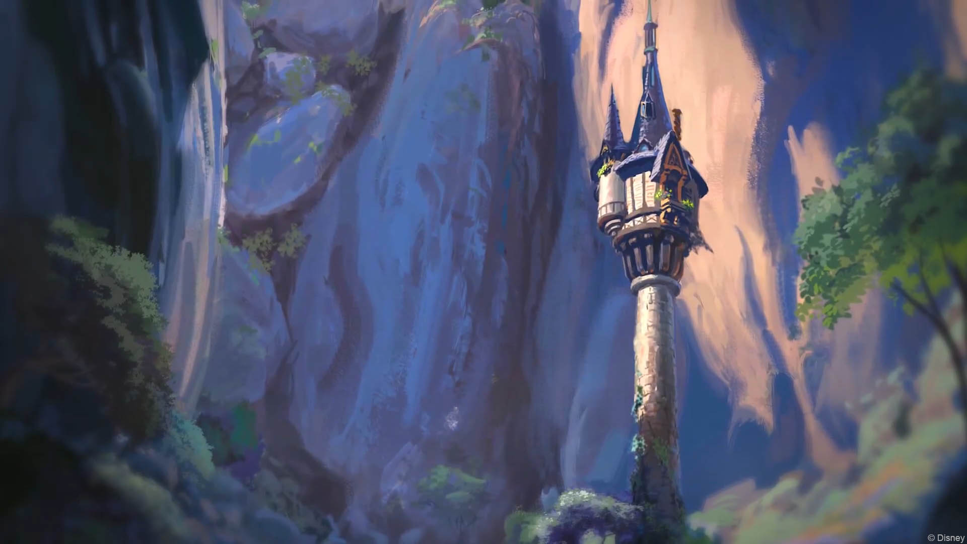 A Closer Look At The Set Designs For Tangled The Musical The Disney Cruise Line Blog