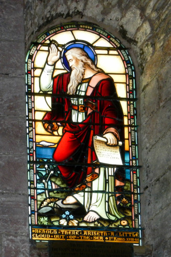 St. Magnus Cathedral Stained Glass Window