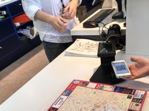Oslo Pass QR Code Scanner