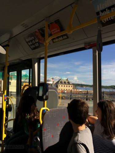 Oslo Bus Returning To Disney Magic