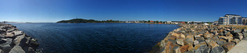 Kristiansand Waterfront