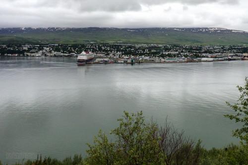 Disney Magic Akureyri Iceland