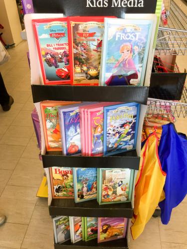 Norway Disney Books