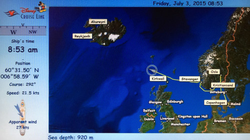 Stateroom Map Magic Sea July 3, 2015