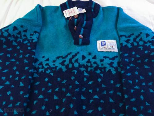Norwegian Sweater 1994 Lillehammer Winter Olympics Salavation Ar