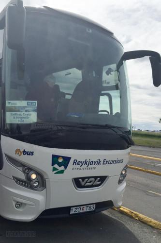Reykjavik Excursions Bus
