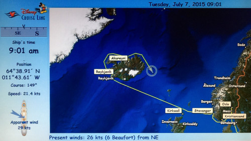 Stateroom Map Magic Sea July 7 2015
