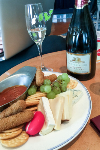 Sparkling Wine All Hands On Deck Cheese Platter Mozzarella S