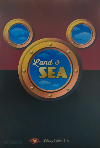 Land & Sea Menu Cover