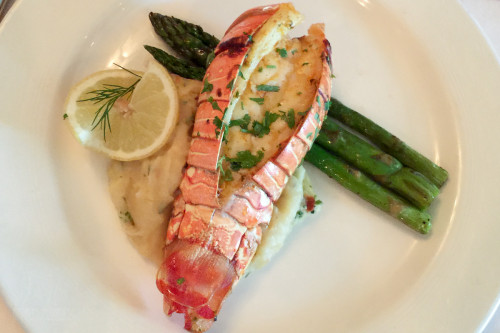 Captain's Gala Oven Baked Lobster Tail