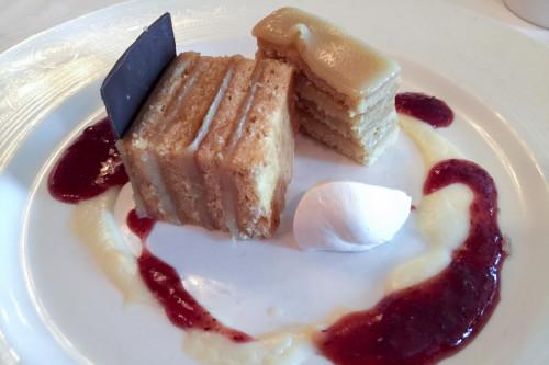 Captain's Gala Russian Honey Cake