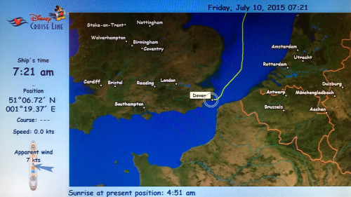 Stateroom Map Dover July 10 2015